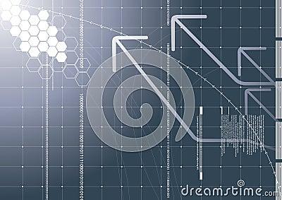 Tech background