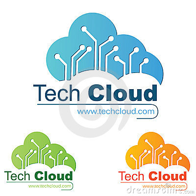 Free Tech Logo Stock Photo - 22035910