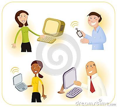 Tech Savvy Computer Users