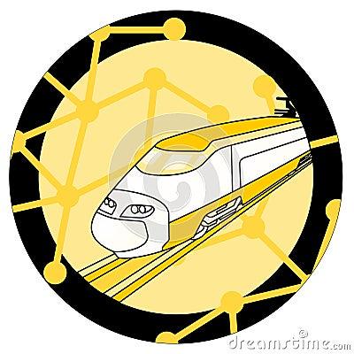 Tech trip icon