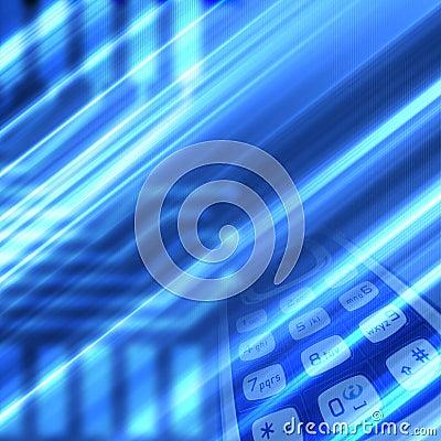 Techie Background
