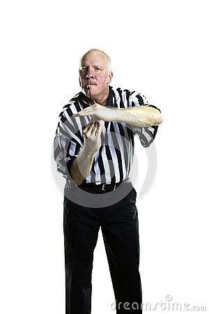 Free Technical Foul Stock Photography - 49890692