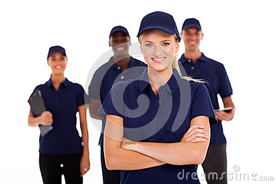 Technical service team