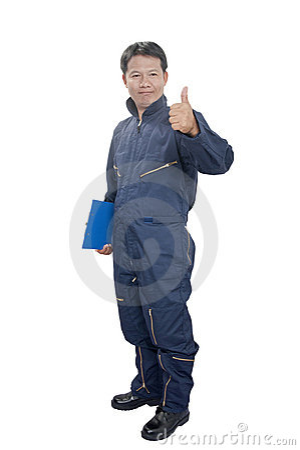 Technician man