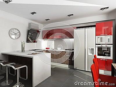 Techno Kitchen