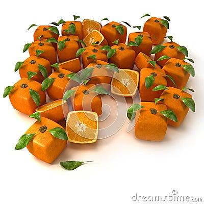 Techno oranges