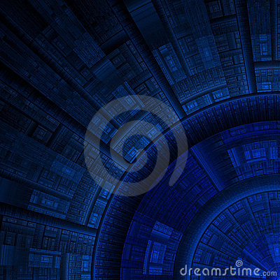 Free Technological Background Royalty Free Stock Image - 17413686
