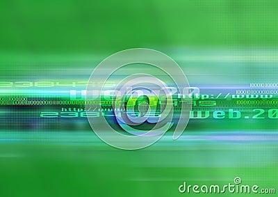 Technologie graphique de Web