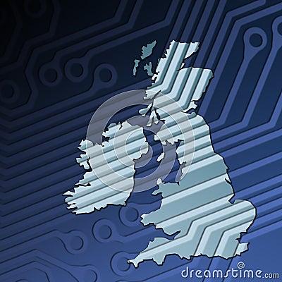 Technologie Groot-Brittannië