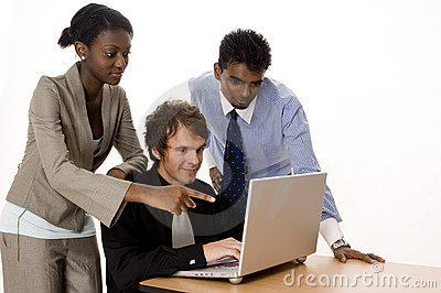 Technologie-Team