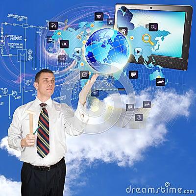 Technologies d Internet