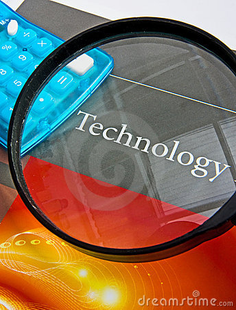 Free Technology. Stock Photography - 13450122