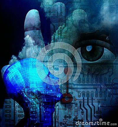 Free Technology Stock Image - 15176901