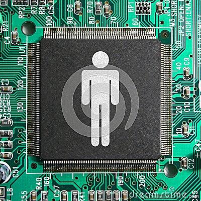 Technology driven society