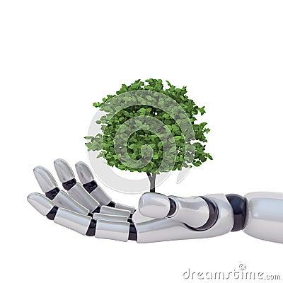 Technology save nature