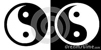 Tecken yang som ying