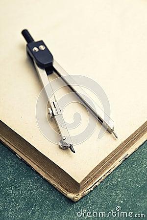 Teckningskompass