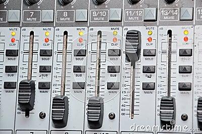 Tecnico del suono