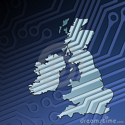 Tecnología Gran Bretaña