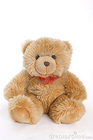 Free Teddy Bear Royalty Free Stock Photos - 12919128