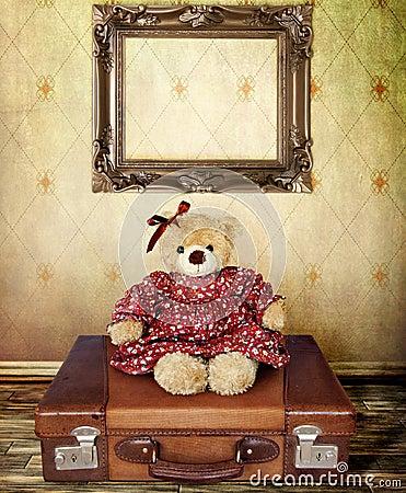 Free Teddy Bear Royalty Free Stock Image - 25342286