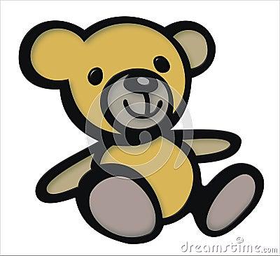 Free Teddy Bear Royalty Free Stock Photography - 349217