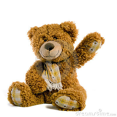 Free Teddy Bear Stock Image - 7694041