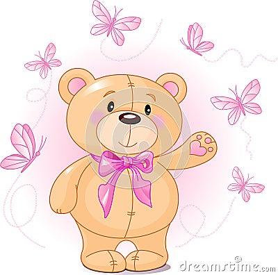 Free Teddy Bear Stock Image - 9746071