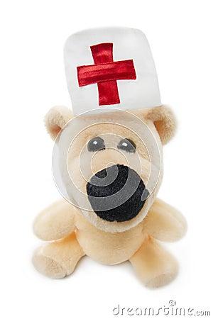 Teddy bear doctor