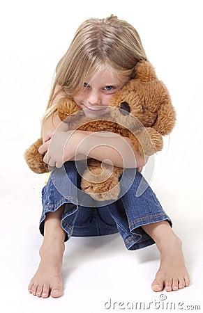 Free Teddy Bear Hug Stock Photography - 18392272