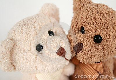 Teddy Bear Kisses and Hugs