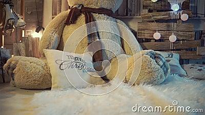 Teddy Bear Navidad metrajes