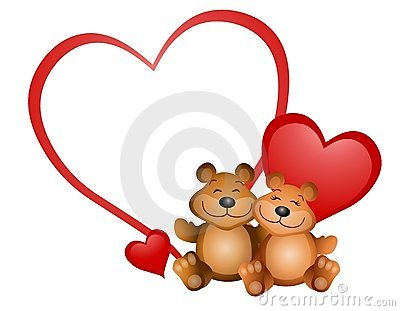 Teddy Bear Valentine 2