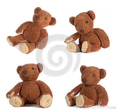 Free Teddy Bears Royalty Free Stock Photos - 33848208