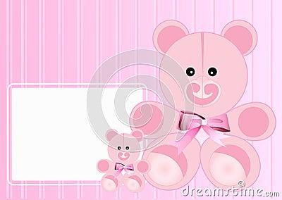 Teddy frame