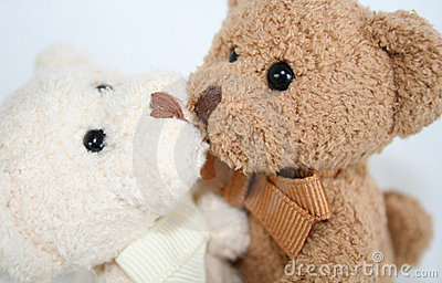 Teddy Hugs and Kisses