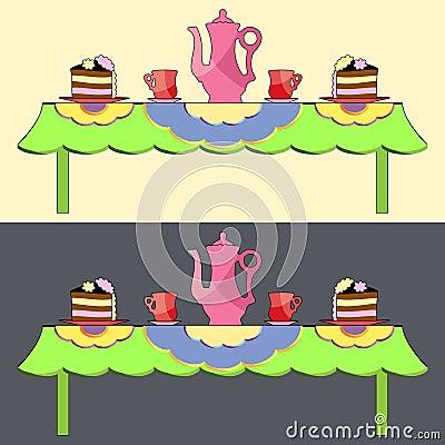 Tee break