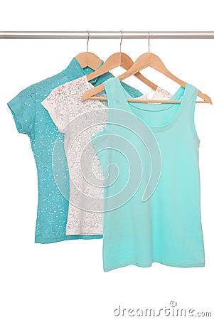 Free Tee-shirts Stock Photography - 41339882
