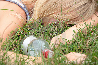 Teen alcohol addiction