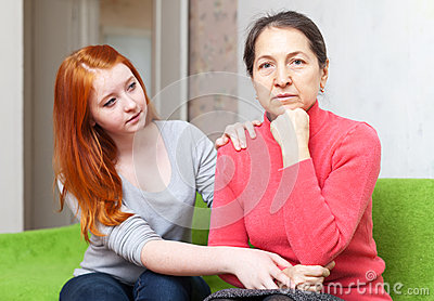 Teen asks for forgiveness from her mother