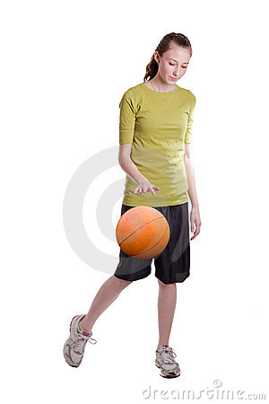 Teen Basketball