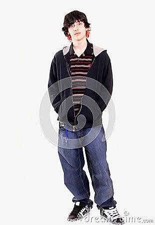 Free Teen Boy   Royalty Free Stock Image - 2301586