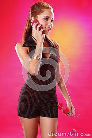 Teen call