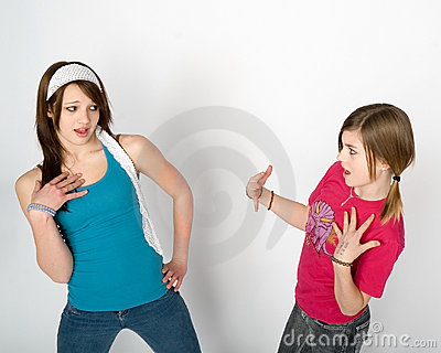 Teen conflict