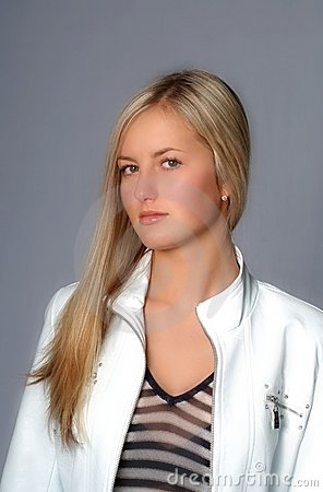 Teen Fashion Model