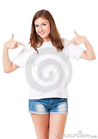 Free Teen Girl Stock Image - 34492311