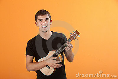 Teen Guitarist