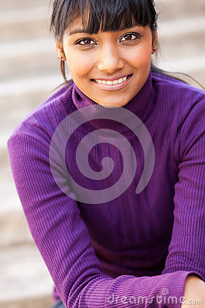 Free Teen Indian Girl Royalty Free Stock Image - 25911766