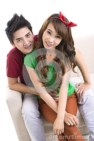 Free Teen Love Royalty Free Stock Images - 27686909