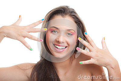 Teen make- up
